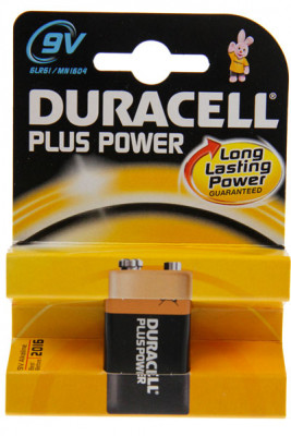 DURACELL - MN1604 Plus Power