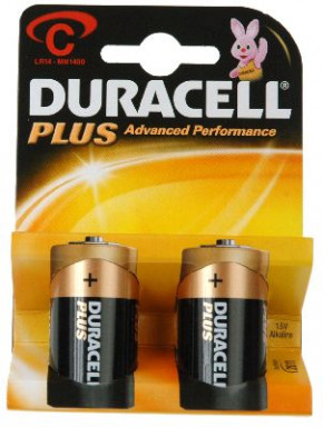 DURACELL - MN1400 Plus Power