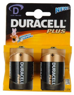DURACELL - MN1300 Plus Power