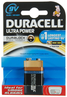 DURACELL - MN1604 Ultra Power