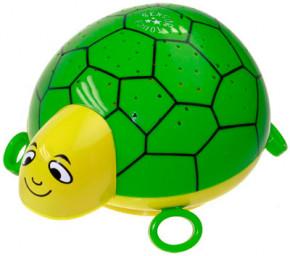 ANSMANN - Musik-Sternenlicht Schildkröte