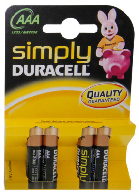DURACELL - MN2400 Simply