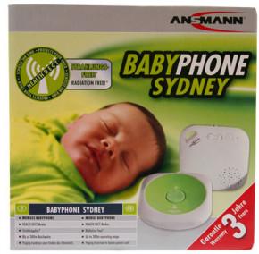 ANSMANN - Babyphone Sydney