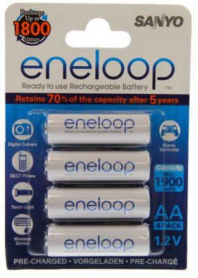 SANYO - eneloop HR-3UTGB-2000