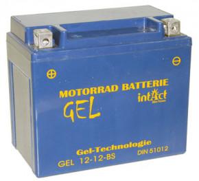 INTACT - GEL12-12-BS / 51012 / YTX12-BS
